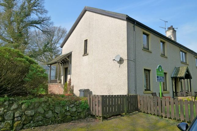 Thumbnail Flat for sale in 3 Milldamcroft, New Abbey, Dumfries
