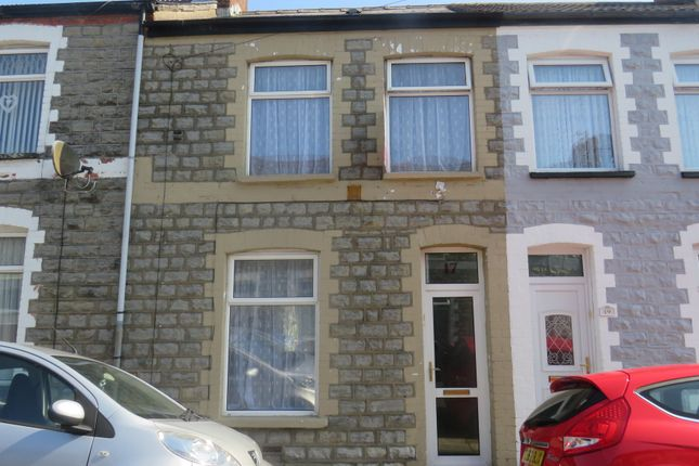 Thumbnail Terraced house for sale in Commercial Road, Barry