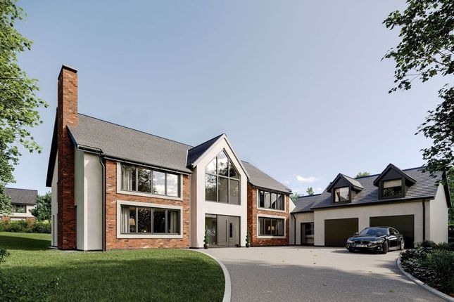 Thumbnail Detached house for sale in Plot 1 Caldy Road, Caldy, Wirral