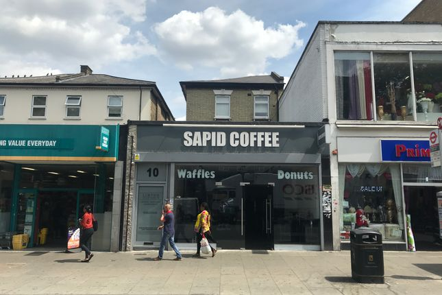 Thumbnail Retail premises to let in 10 High Road, Wood Green, London