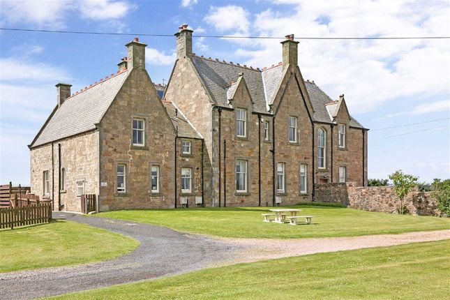 Thumbnail Flat for sale in Chapel Green, Earlsferry, Leven