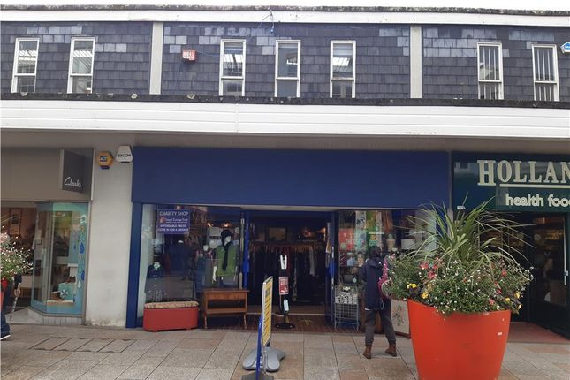 Thumbnail Retail premises to let in Fore Street, St Austell, Cornwall