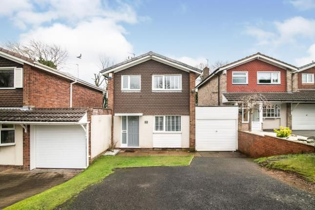 Thumbnail Link-detached house for sale in Grovewood Drive, Birmingham, West Midlands