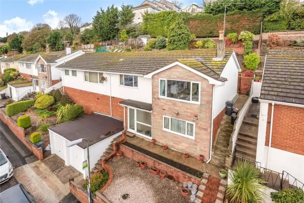 3 bed semi-detached house for sale in Chestnut Drive, Brixham, Devon TQ5