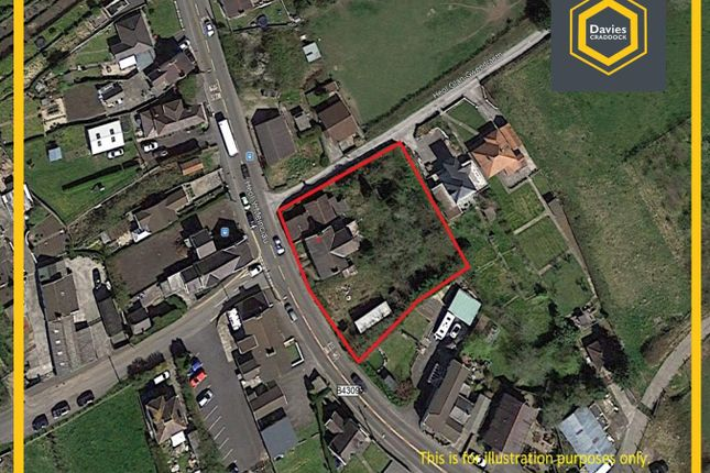 Thumbnail Land for sale in Heol Y Meinciau, Pontyates, Llanelli