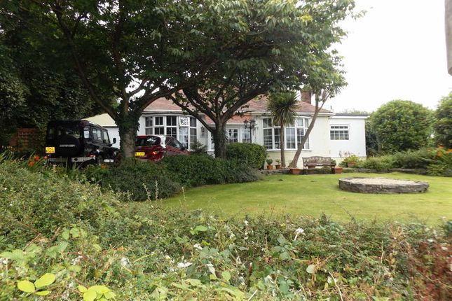 Thumbnail Detached bungalow for sale in Trallwm Road, Llanelli, Llanelli, Carmarthenshire