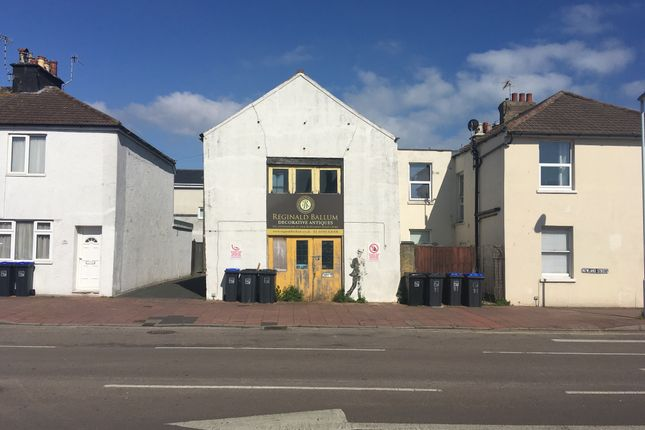 Thumbnail Land for sale in Newland Street, Worthing