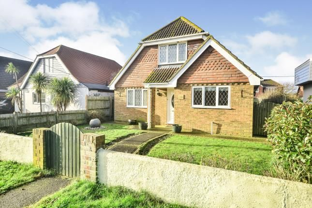 Thumbnail Detached house for sale in The Parade, Greatstone, New Romney, Kent
