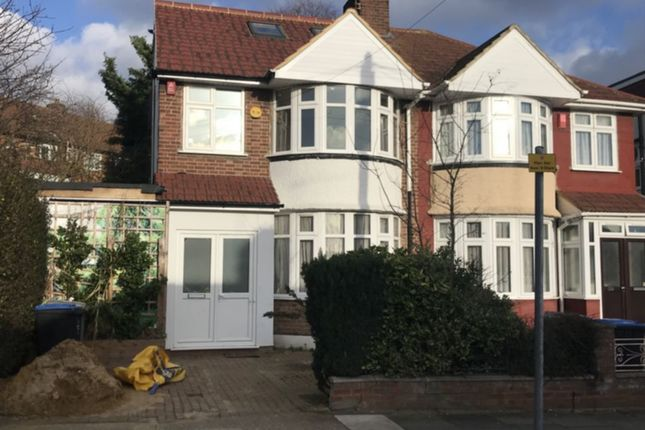 Thumbnail Terraced house to rent in Winchester Avenue, Queensbury