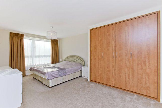 Bedroom of Portland Gardens, The Shore, Edinburgh EH6