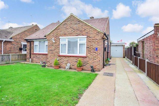 Thumbnail Bungalow for sale in Kingston Close, Herne Bay, Kent