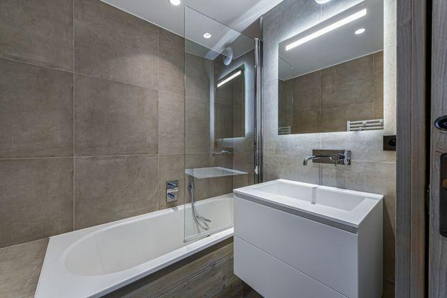 The Bathrooms of Meribel, Rhone Alps, France