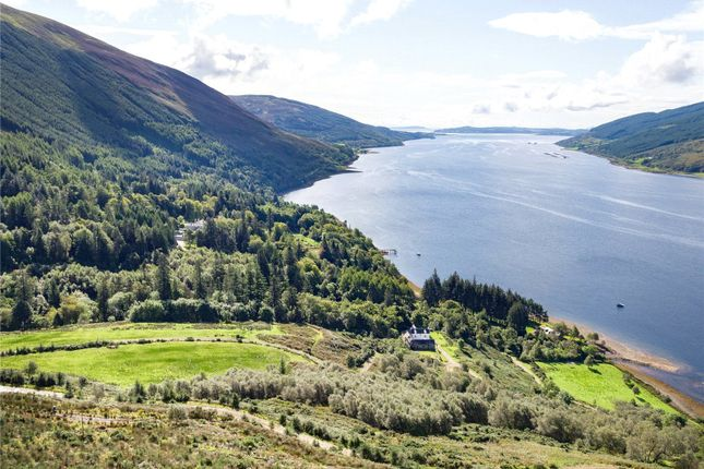 Thumbnail Country house for sale in Glenstriven Estate, Toward, Dunoon, Argyll