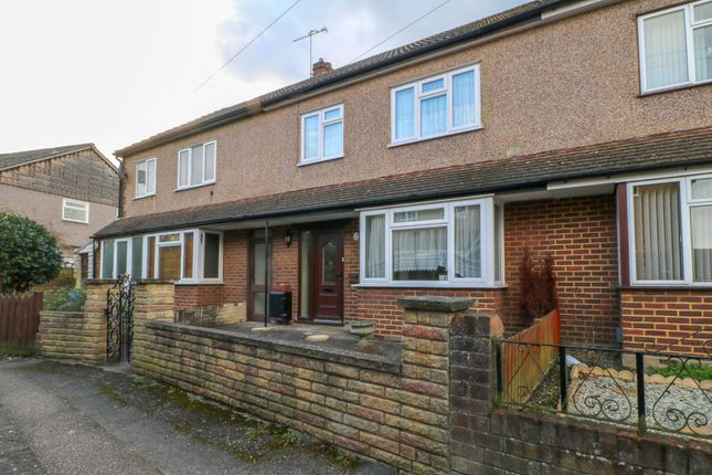 Thumbnail Terraced house to rent in Queens Head Walk, Broxbourne