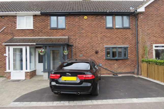 Thumbnail Terraced house for sale in Forge Road, Shustoke, Coleshill