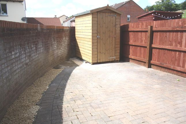 Thumbnail End terrace house to rent in Long Meadow Drive, Barnstaple