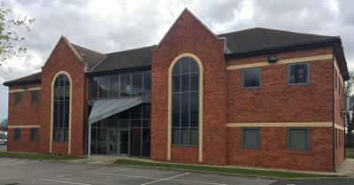 Office to let in First Floor Block A, Loversall Court, Tickhill Road, Balby, Doncaster, South Yorkshire