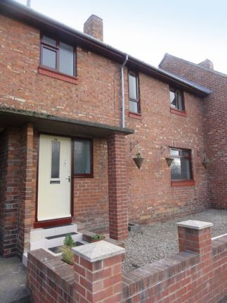 Thumbnail Terraced house to rent in Heaviside Place, Durham