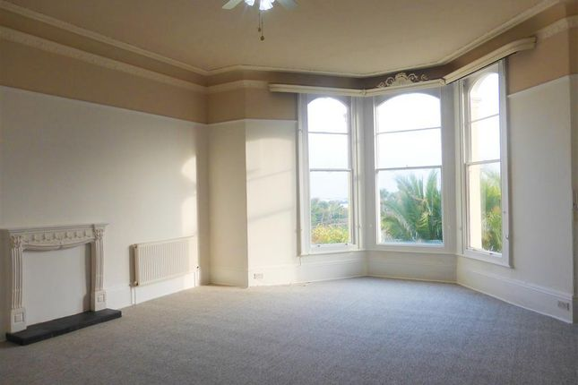 Thumbnail Flat to rent in South View, Teignmouth