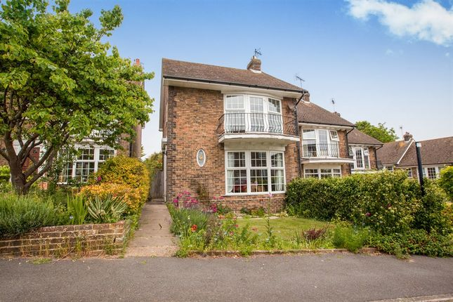 3 bed semi-detached house for sale in Rufus Close, Lewes