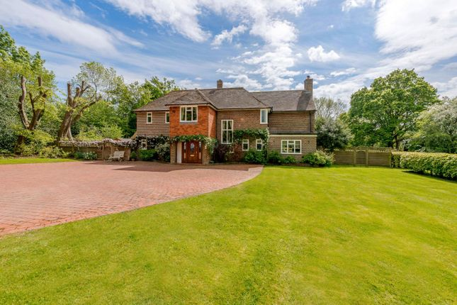 Thumbnail Detached house for sale in Salisbury Road, Horsham, West Sussex