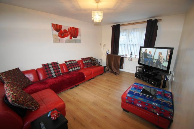 Thumbnail Semi-detached house to rent in Sidings Place, Fencehouses, Houghton Le Spring