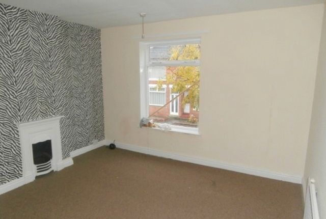 Thumbnail Terraced house to rent in 5 Mount Street, Mansfield