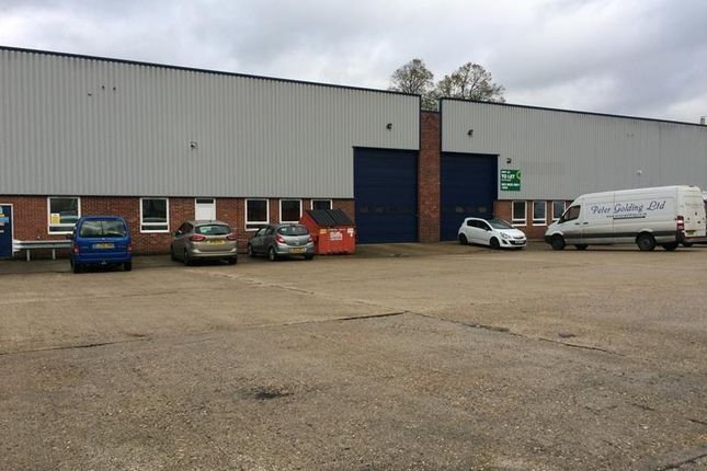 Thumbnail Warehouse to let in Units 2 / 3 Crown Way, Walworth Business Park, Andover, Hampshire
