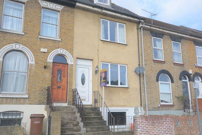 Thumbnail Town house to rent in Rochester Street, Chatham, Kent