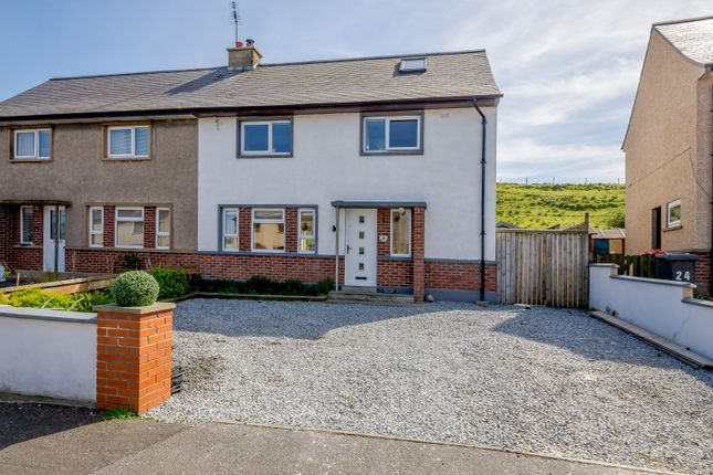 3 bedroom semi-detached house for sale in The Bents, Banff