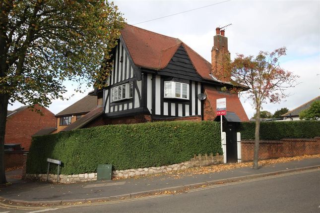 Thumbnail Detached house for sale in Tudor House, 14 King George Avenue, Ilkeston