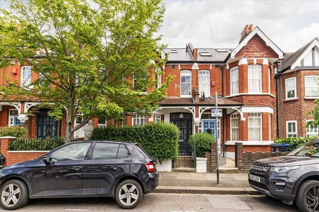 Thumbnail Terraced house to rent in Melrose Avenue, London