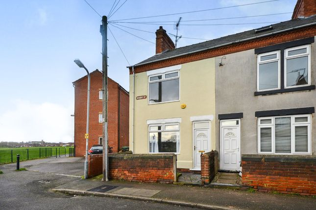 Thumbnail End terrace house to rent in Short Street, Sutton In Ashfield