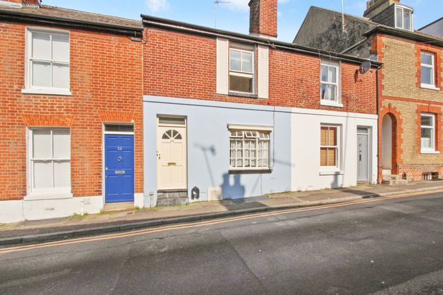 Thumbnail Terraced house to rent in Cossington Road, Canterbury