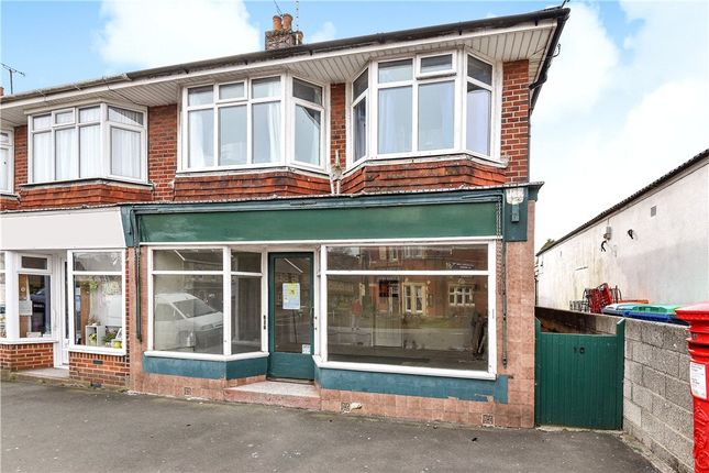 Thumbnail Retail premises for sale in Maud Road, Dorchester