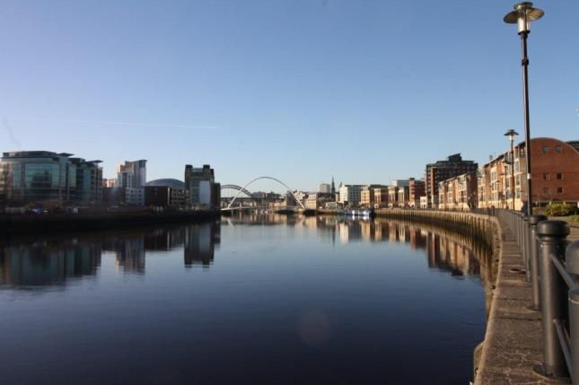 Thumbnail Flat for sale in Mariners Wharf, Quayside, Newcastle Upon Tyne, Tyne And Wear