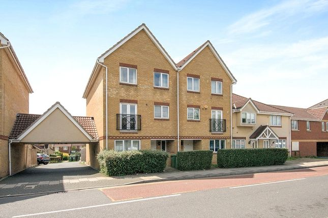 Thumbnail Semi-detached house for sale in Hill View Drive, West Thamesmead