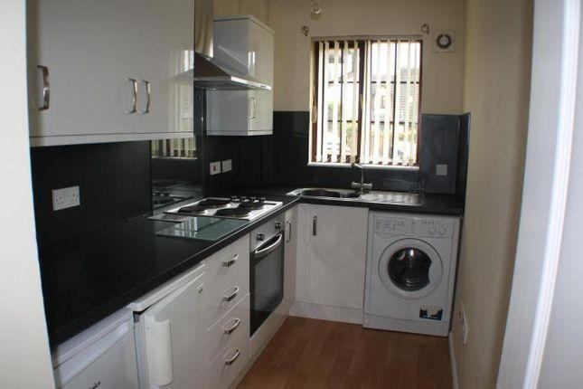 Thumbnail Flat to rent in Mayfield Gardens, Carluke