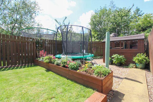 Rear Garden of Hartfield Court, Hasland, Chesterfield S41