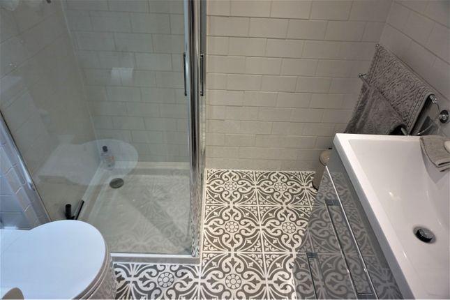Shower Room of 39 Goulston Street, London E1