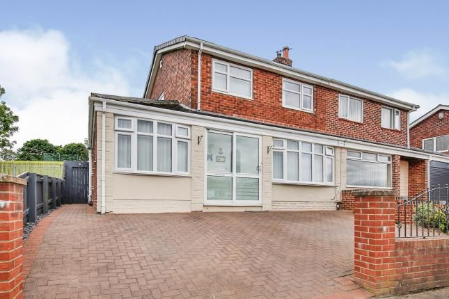 3 bed semi-detached house for sale in Carlisle Crescent, Houghton Le Spring, Tyne And Wear DH4