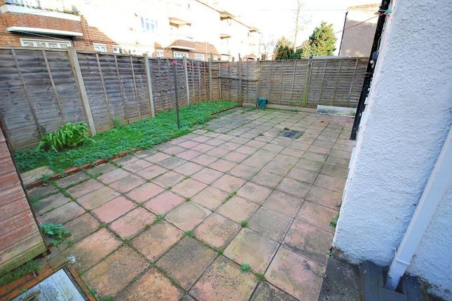 Rear Garden of Chestnut Grove, Wembley, Middlesex HA0