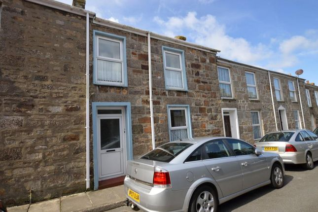 Thumbnail Terraced house for sale in William Street, Camborne, Cornwall