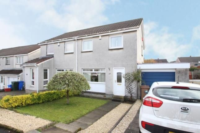 Thumbnail Semi-detached house for sale in Lochgreen Place, Kilmarnock, East Ayrshire
