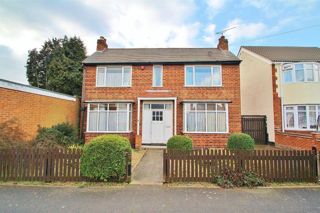 Thumbnail Detached house for sale in Maple Road, Thurmaston, Leicestershire
