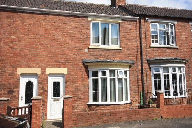 Thumbnail Terraced house for sale in Cromer Street, Middlesbrough