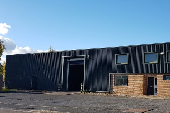 Thumbnail Industrial to let in Clywedog Rd North, Wrexham