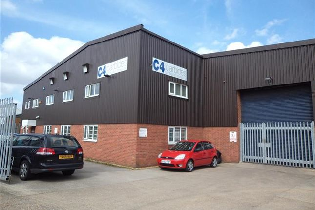 Thumbnail Light industrial to let in Nuffield Road, Cambridge