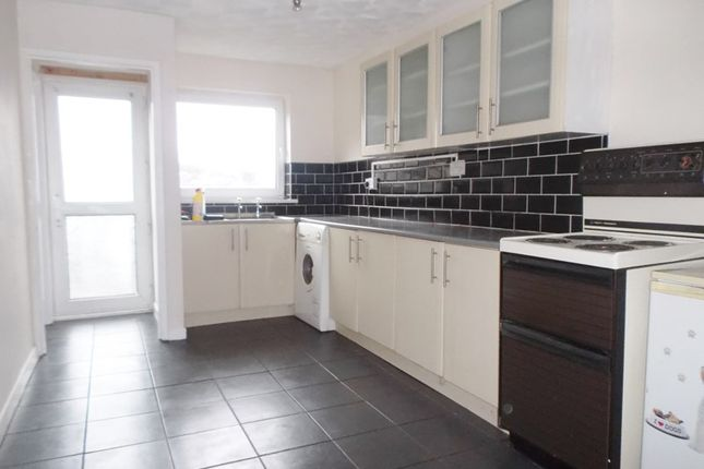 Thumbnail Terraced house for sale in Ash Grove, Ebbw Vale
