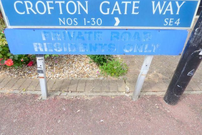 Crofton Gateway of Croftongate Way, London SE4